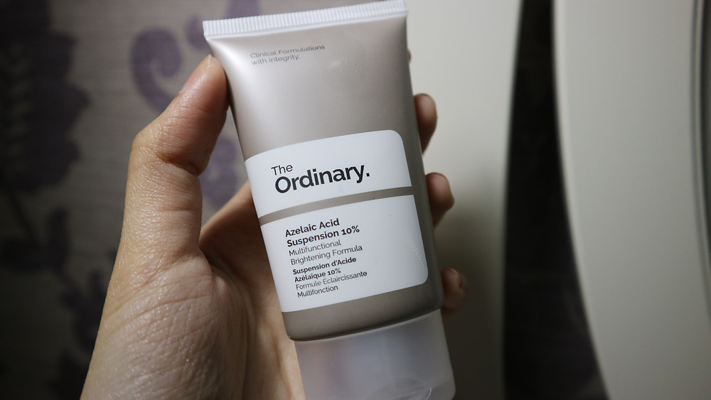 Review The Ordinary Azelaic Acid Niacinamide Zinc Salicylic Acid Buffet High Spreadability Fl