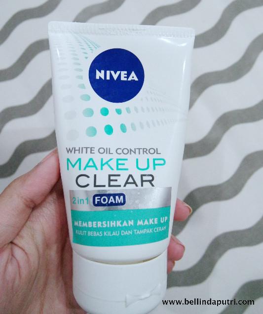 REVIEW Nivea Makeup Clear 2-in-1 Foam