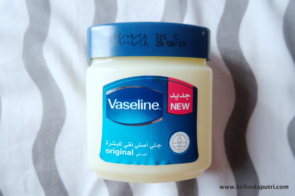 REVIEW Vaseline Petroleum Jelly