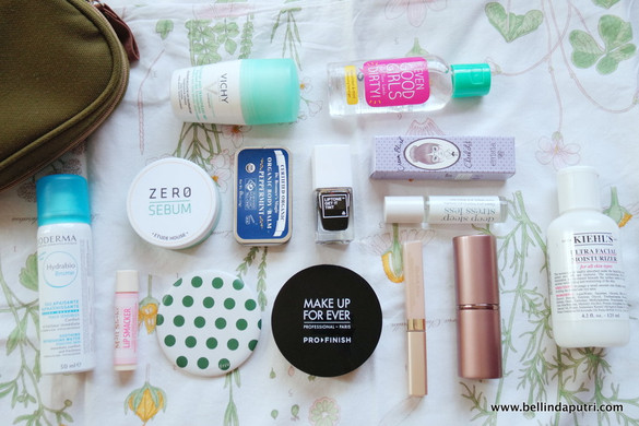 What's in My Daily Makeup Bag?