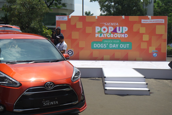 EVENT REPORT: Toyota Sienta Dog's Day Out