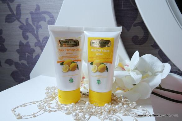 REVIEW Mustika Ratu Duo Face Care Lemon