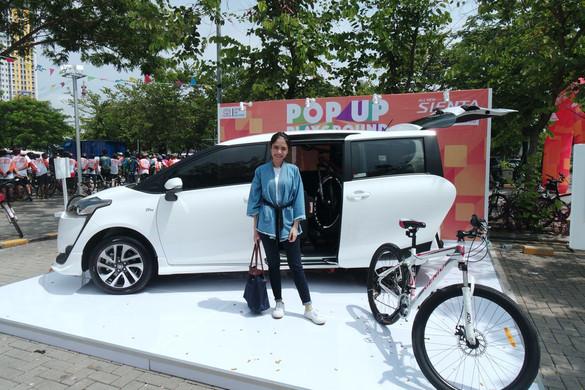EVENT REPORT Toyota Sienta Pop Up Playground at Summarecon Mall Bekasi