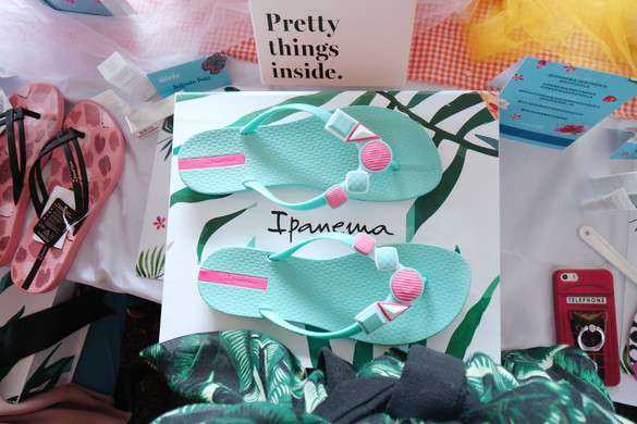 REVIEW Ipanema Sandal + Event Report