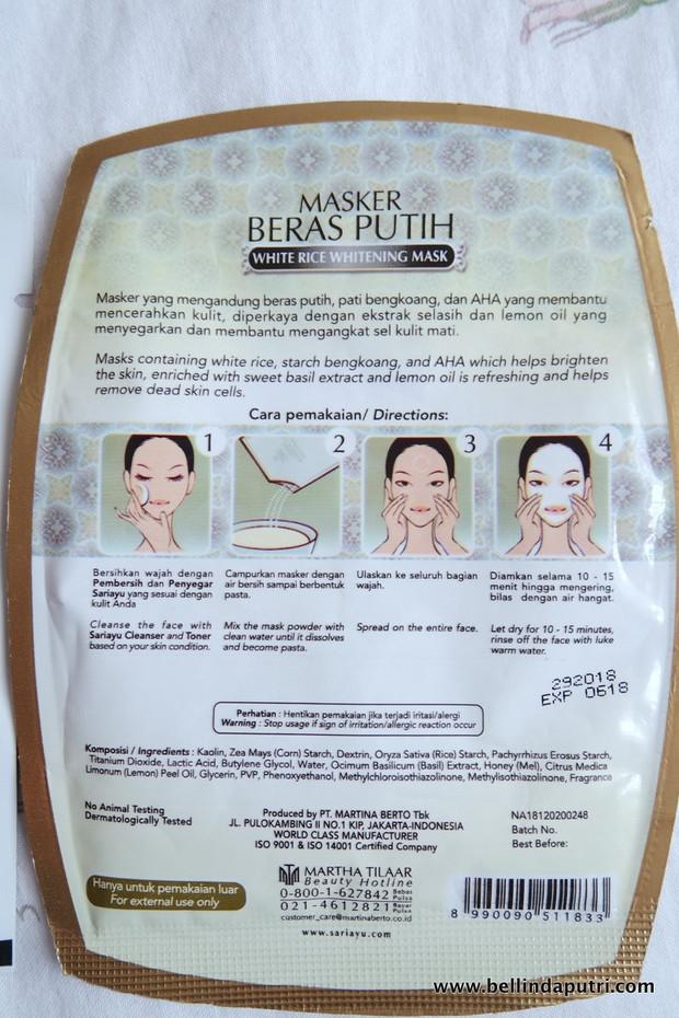 The 200k (Rupiah) Skincare