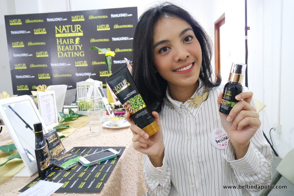 REVIEW Natur Products and EVENT REPORT Natur 'Hair Beauty Dating' with Female Daily