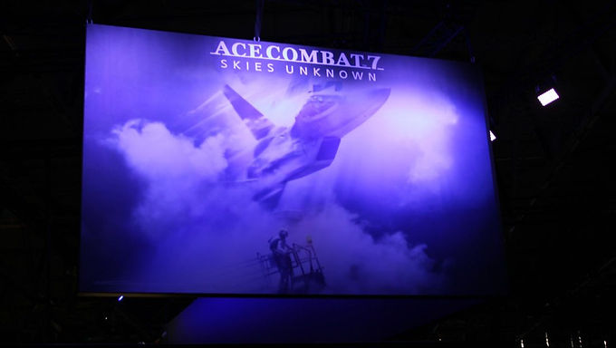 Interview with BG at Gamescom 2018; Previewing Ace Combat 7: Skies Unknown