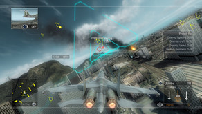 Enhanced Reality System: Augmented Reality Flight Assists in Tom Clancy's HAWX