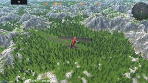 GroundFall: Taking Note of This in Development Bush Flight Simulator