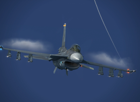 Hardpoint: QAAM in Ace Combat