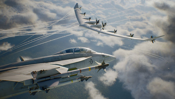 Points of Importance About Ace Combat 7: Skies Unknown