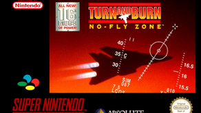 Reivew: Turn and Burn: No-Fly Zone