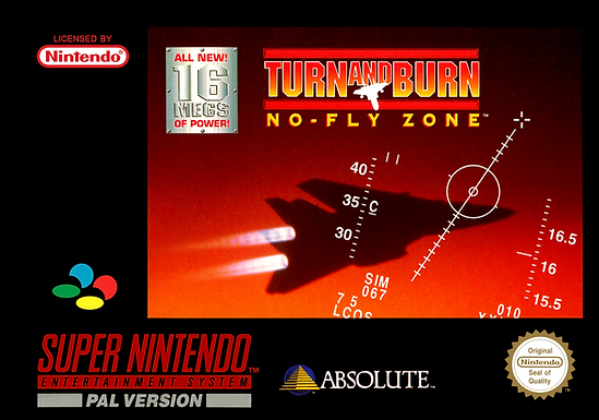 Review: Turn and Burn: No-Fly Zone