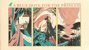 A Blue Dove for the Princess