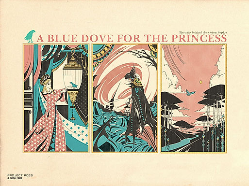 A Blue Dove for the Princess