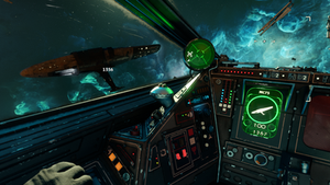 A Comparison of Recent Star Wars Flight Experiences to Star Wars: Squadrons