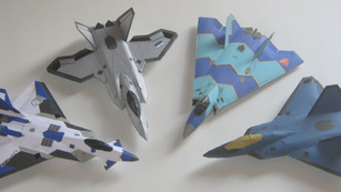 Interview with JianDaoXiao of Ace Combat Models, Designer of Printable Ace Combat Vehicles