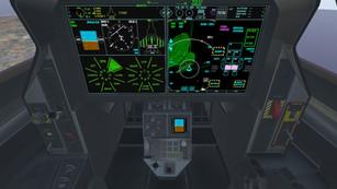 F-35B Flight Simulator: Example of Realistic VRChat Aviation