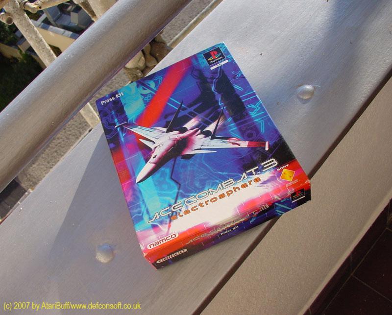 AC3 PAL Press Kit