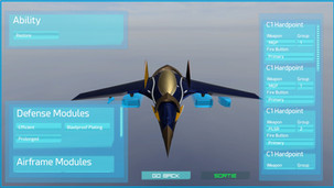 Azure Domain Pitches Aircraft Performance and Firepower Variety