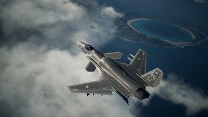 ASF-X Shinden II: One-of-a-Kind Ace Combat Aircraft