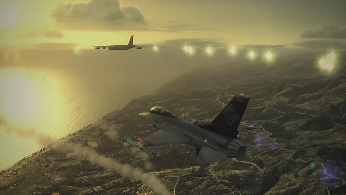 Hardpoint: Countermeasures in Ace Combat