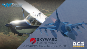 August 2021 Giveaway