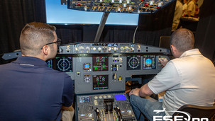 Flight Sim Expo: Getting Familiar With FSE via Video From Yesteryear