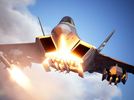 Ace Combat 7 'Release Date' Trailer Analysis