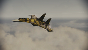 An Overview of the Flanker Family in Ace Combat