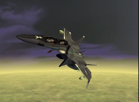 Yukikaze: Fairies Dancing in the Sky (Xbox Port)