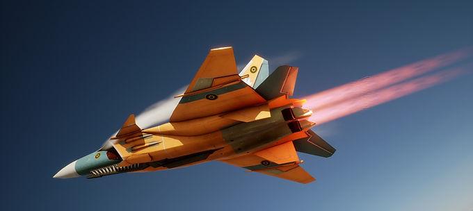 SP-34R: Bold Project Wingman Design Choice