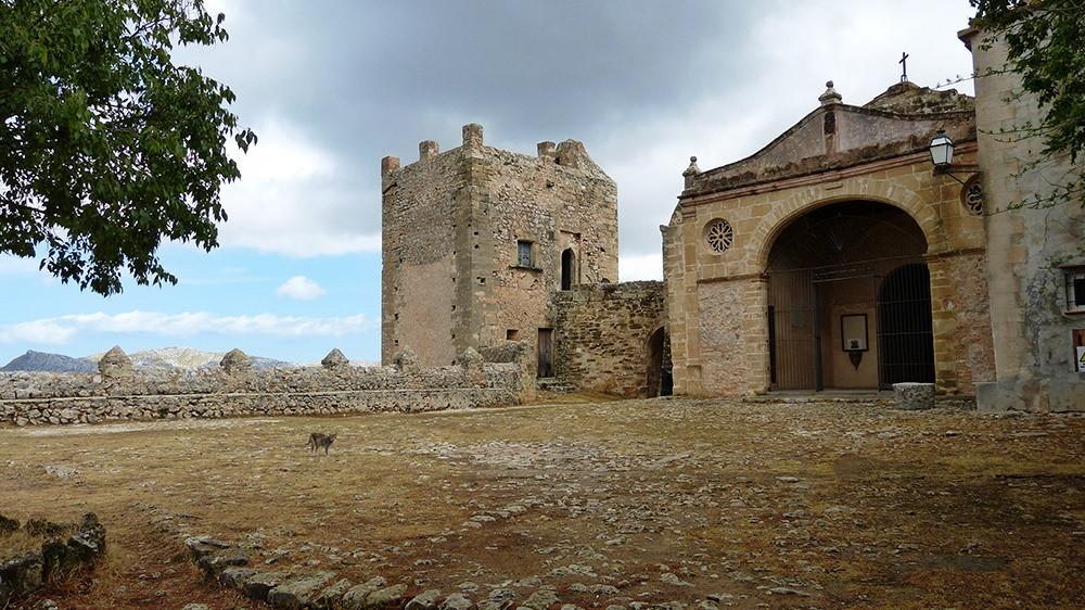 Mallorca-Puig-de-Maria-Wanderung-Kloster