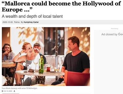 Mallorca Daily Bulletin_Europe´s Hollywo