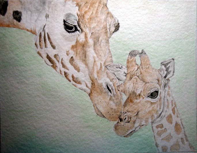 Giraffe with Baby No.jpg