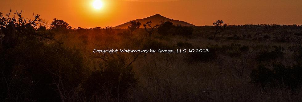 AFL-024(p) Sunset in Phinda