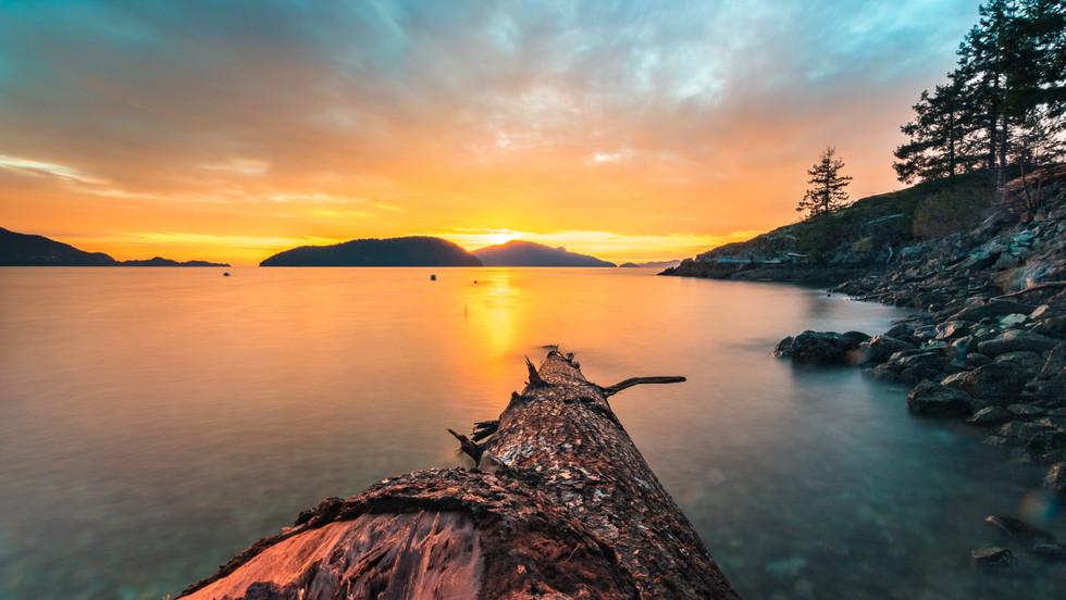 Howe Sound, B.C.