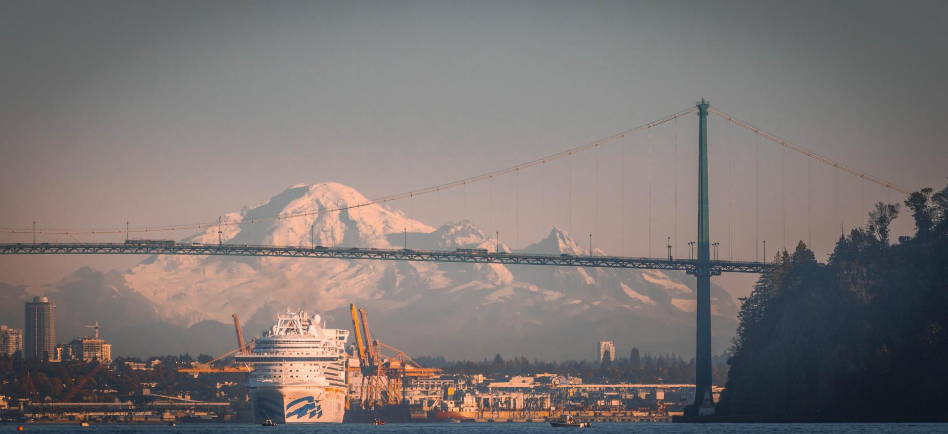 West Vancouver, B.C.
