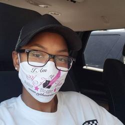 Thank you @nikaatl for my custom mask...