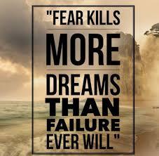 Fear, Fear, Fear,