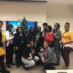 Some of the ladies that was apart of the