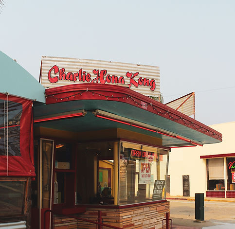 Charlie Hong Kong Restaurant
