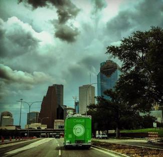 Oddball Rolling into Houston