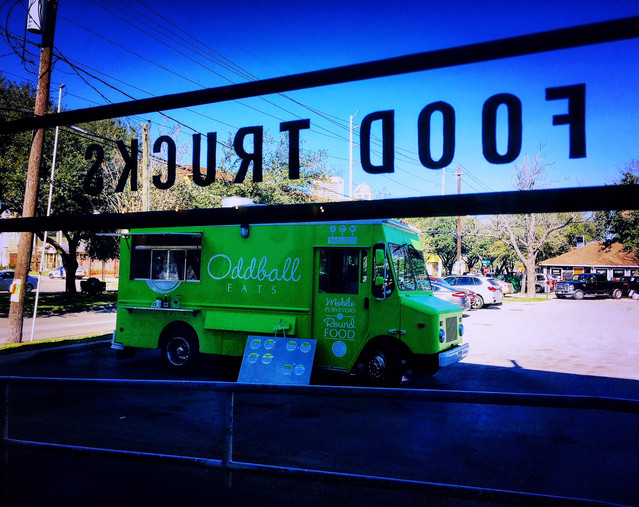 Our Food Truck at Inversion Coffee