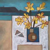 Daffodil and Shells