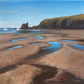 Low Tide, Porthcothan