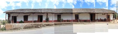 Diseño reparación vivienda Sauzal