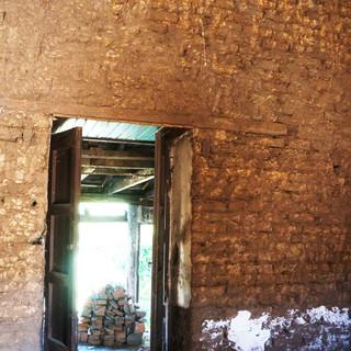 Muro adobe