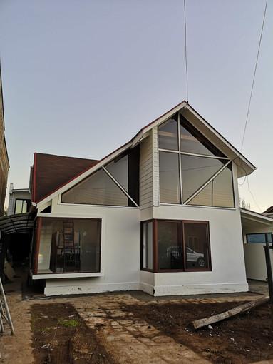 Mejoramiento y ampliación Casa Angélica