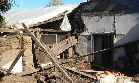 Demolición y rescate de materiales